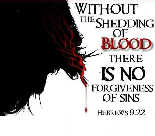 10 Reasons Hebrews 922 Does Not Teach The Shedding Of Blood For The