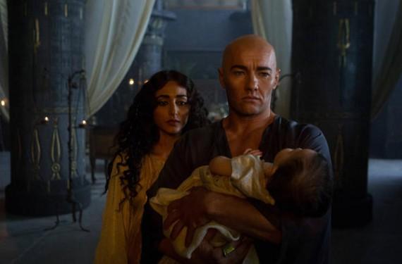 Pharaohs dead son
