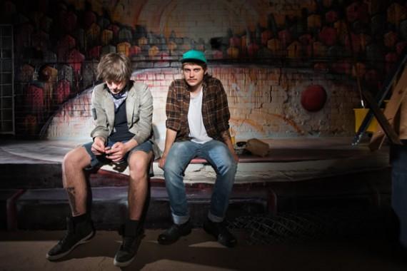 Homeless teenagers