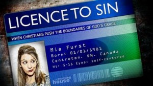 license to sin