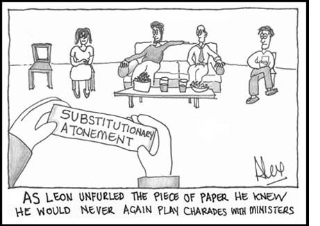 substitutionary atonement for pastors