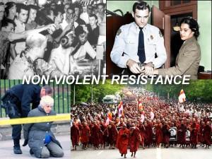 nonviolent resistance