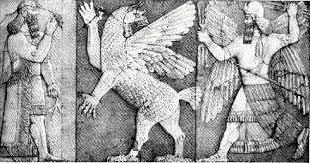 Tiamat Tehom Marduk