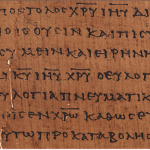 WARNING: Geeky Greek Post Ahead