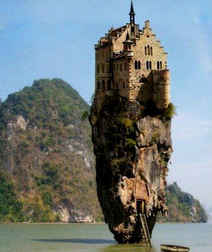 house on the rock Luke 6