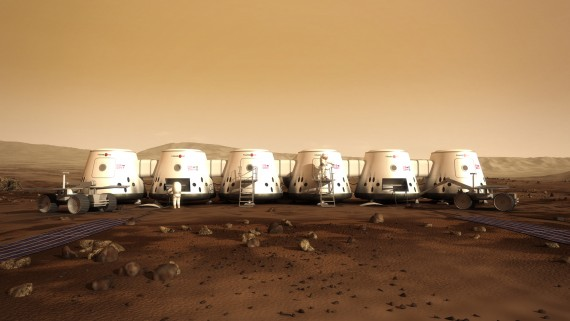 colony on Mars