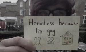homeless gay teen