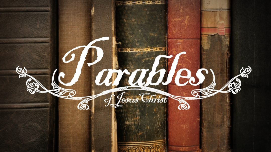 Parables of Jesus Luke 8:9-10