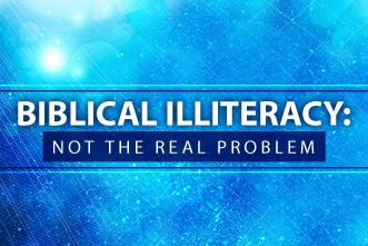 biblical illiteracy