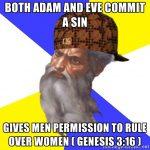 [#47] Genesis 3:16b – Do Men Get to Rule Women?