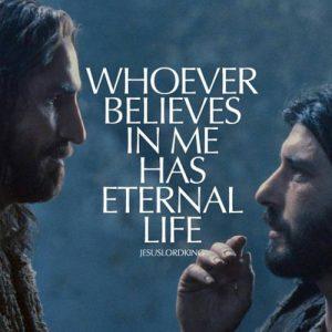 believe in Jesus gospel invitation