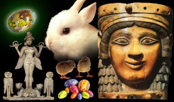 Ishtar Easter