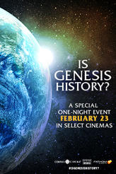 Is Genesis History