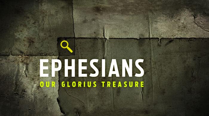 Ephesians 1-3 sermon