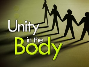 unity of the body Ephesians 4:4-6