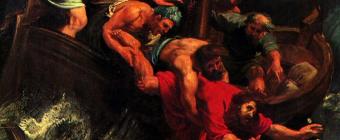 Jonah 1:13-16 – Man Overboard!