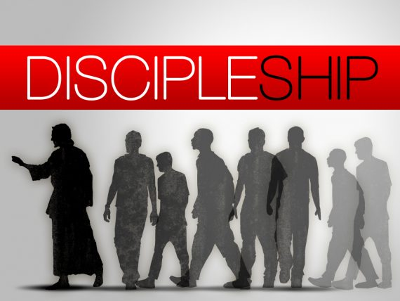 online discipleship group