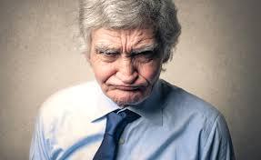 grumpy Christian