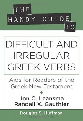 irregular greek verbs