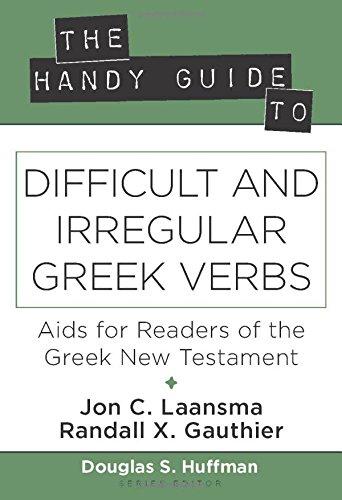 The Cheat Sheet To Difficult Greek Verbs