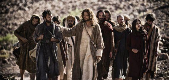 Jesus teaching is baptism