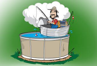 Adventures in Fishing for Men – A Humorous Satire of Evangelism