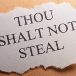 Steel Yourself Against Stealing (Ephesians 4:28)