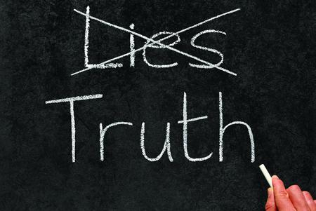 Lying Ephesians 4:25