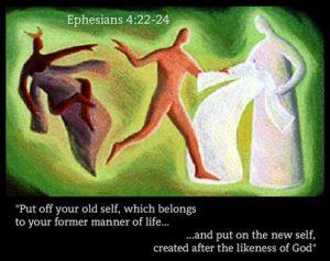 new-man Ephesians 4 20-24