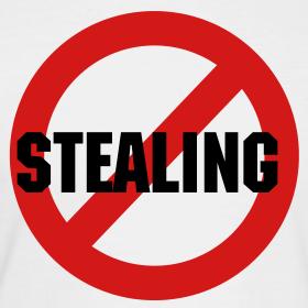 No more stealing Ephesians 4:28