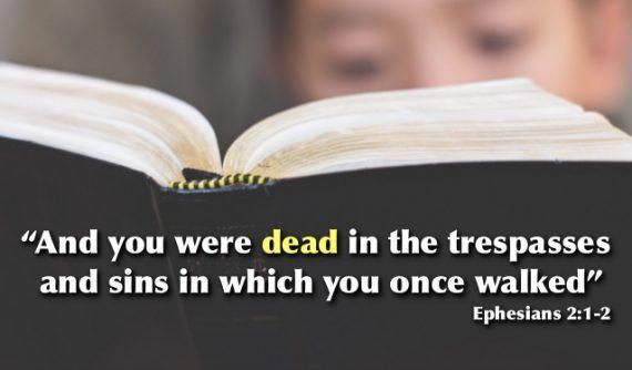 Ephesians 2:1