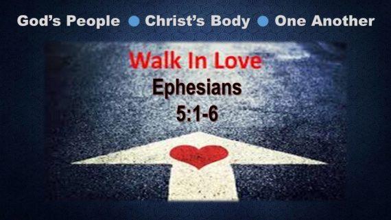 Ephesians 5:1-6