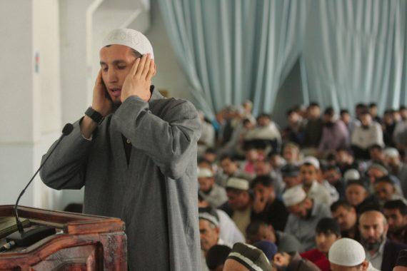 Jumah prayer