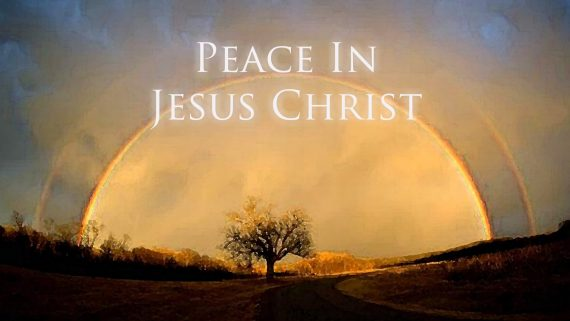 Peace in Jesus Christ