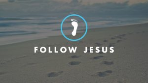 follow Jesus on path of discipleship