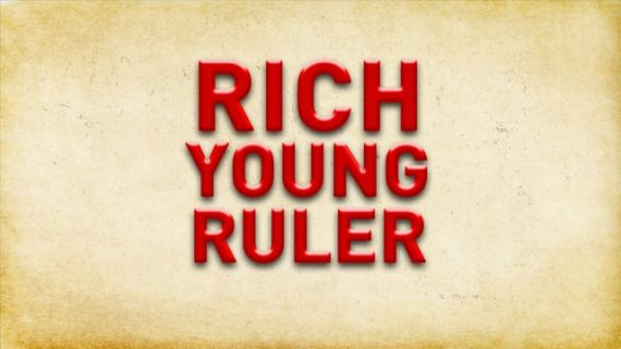 The Rich Young Ruler Matthew 19