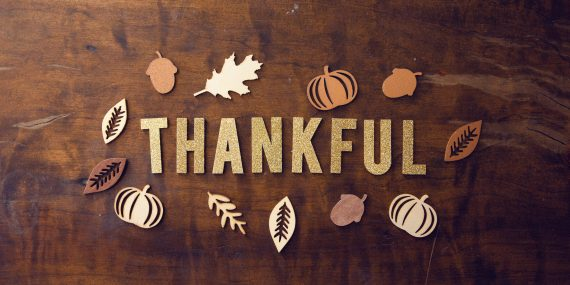 give thanks for all things