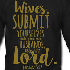 wives submit Ephesians 5:22-24