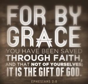 Ephesians 2:8 faith is not a gift