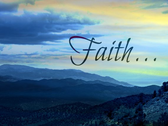 faith is not a gift