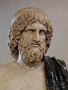 the Greek god hades