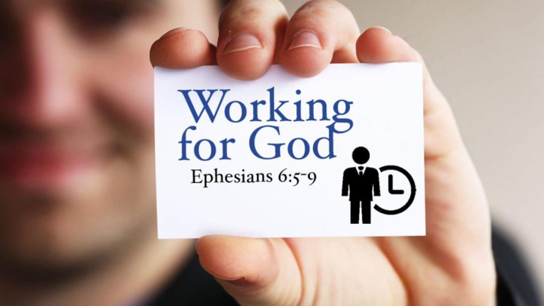 Ephesians 6:9